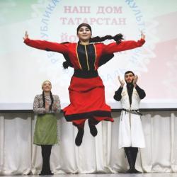 Республиканский фестиваль «Наш Дом — Татарстан» побил свой прошлогодний рекорд (ФОТО)