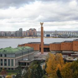 В НКЦ «Казань» к 100-летию ТАССР откроют библиотеку, лекторий, выставочный центр