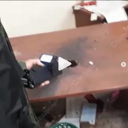 Следком РТ опубликовал ВИДЕО с места взрыва в кабинете казанского предпринимателя Скоблионка