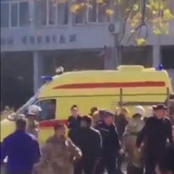Очевидец о теракте в Керчи: «Сначала произошел взрыв, а потом начали выбегать люди с автоматами»