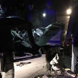 Легковушка влетела в «Газель» у Сокуров. «МЧС его из машины выковыривали» (ВИДЕО)