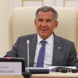 Рустам Минниханов примет экзамен у вице-премьеров Татарстана после учебы в Стэнфорде