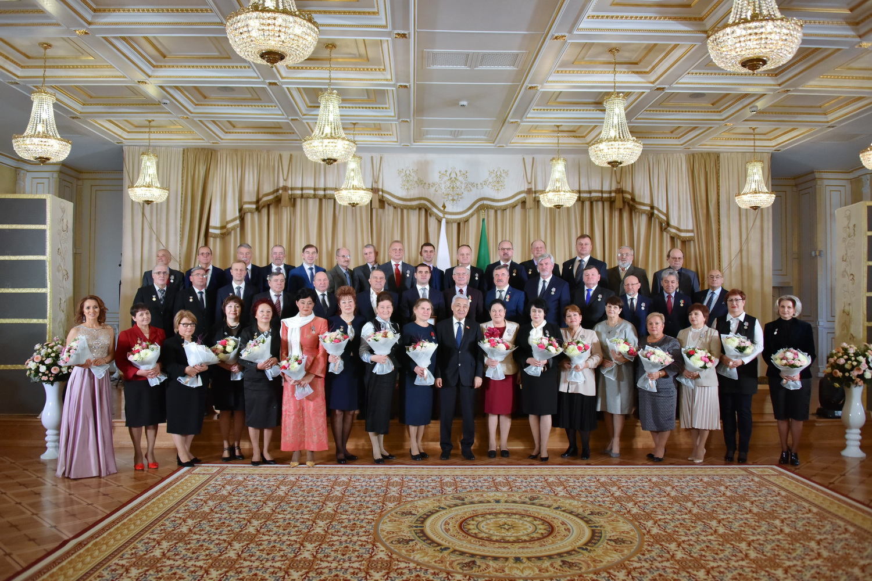 Коллективу Татарской государственной филармонии имени Габдуллы Тукая объявлена благодарность Президента Российской Федерации (ФОТО)