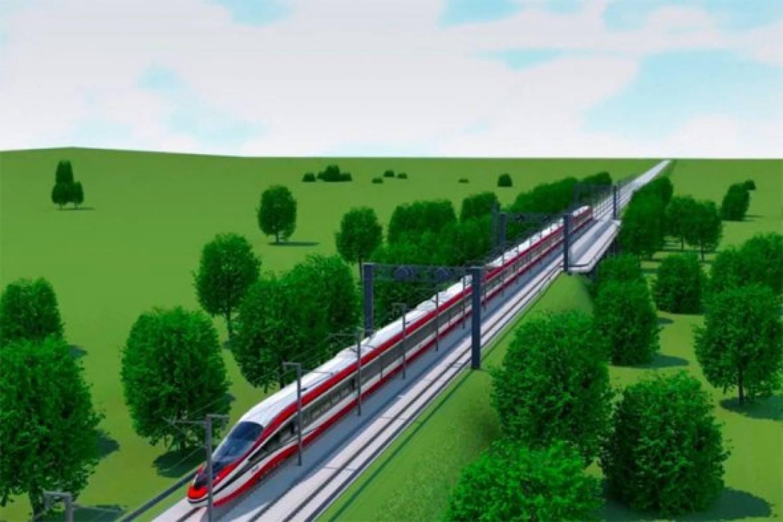 Концепт первого российского высокоскоростного поезда для ВСМ Москва-Казань. (ФОТО, ВИДЕО)