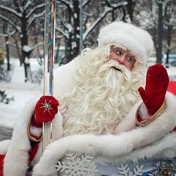 Всероссийский Дед Мороз посетит Казань в начале декабря