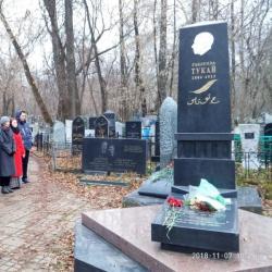 Камаловцы почтили память Марселя Салимжанова