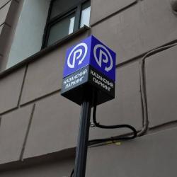 В Татарстане планируют сделать бесплатными парковки у больниц и школ