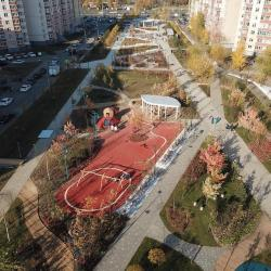 На улице Абсалямова в Казани откроют бульвар «Белые цветы»