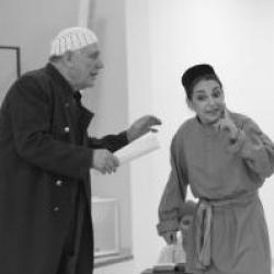 В театре Кариева премьера спектакля «Сафьяновые сапоги»