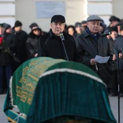 Минтимер Шаймиев поделился воспоминаниями о последних днях супруги