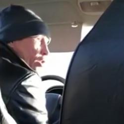 В Казани девушка сняла на ВИДЕО таксиста-хама