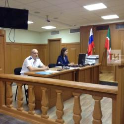 В Казани огласили приговор лихачу, из-за которого погиб автоинспектор