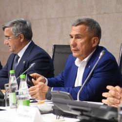 Рустам Минниханов: «Самой большой ошибкой в жизни было, что я уехал из своей деревни в Казань»