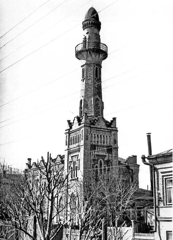 Закабанная мечеть Казани: вести из прошлого