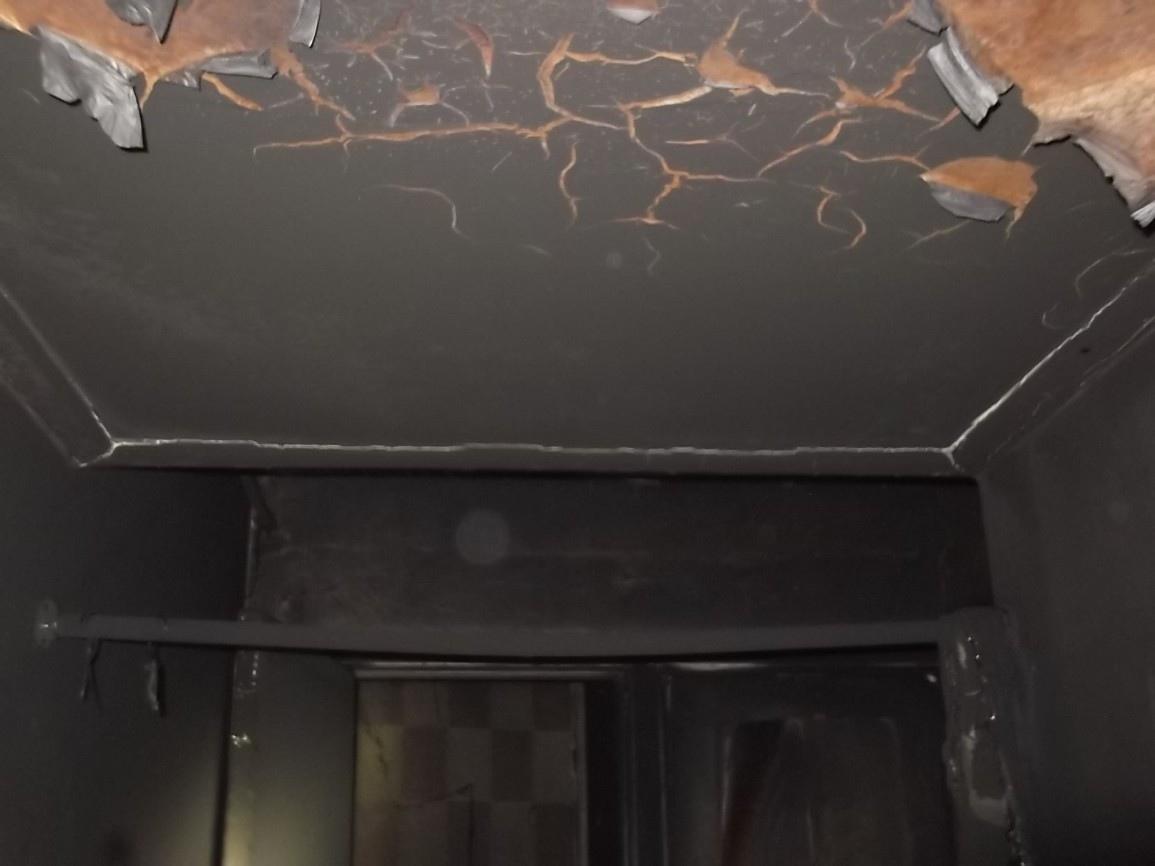 В Набережных Челнах из горящей квартиры спасли женщину (ФОТО)