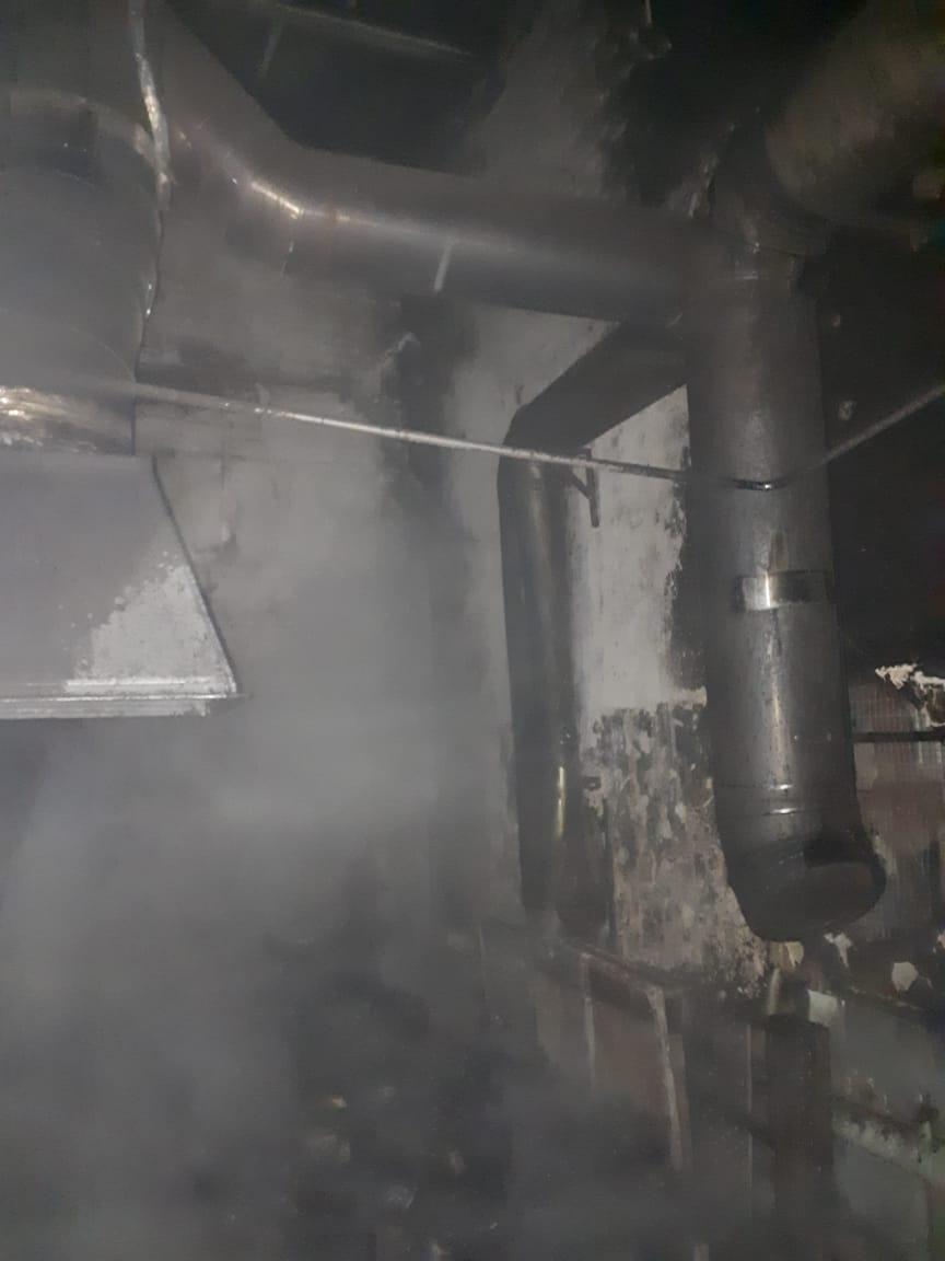 Пожар на заводе в Челнах начался в здании, где пиво разливалось в тару (ФОТО)