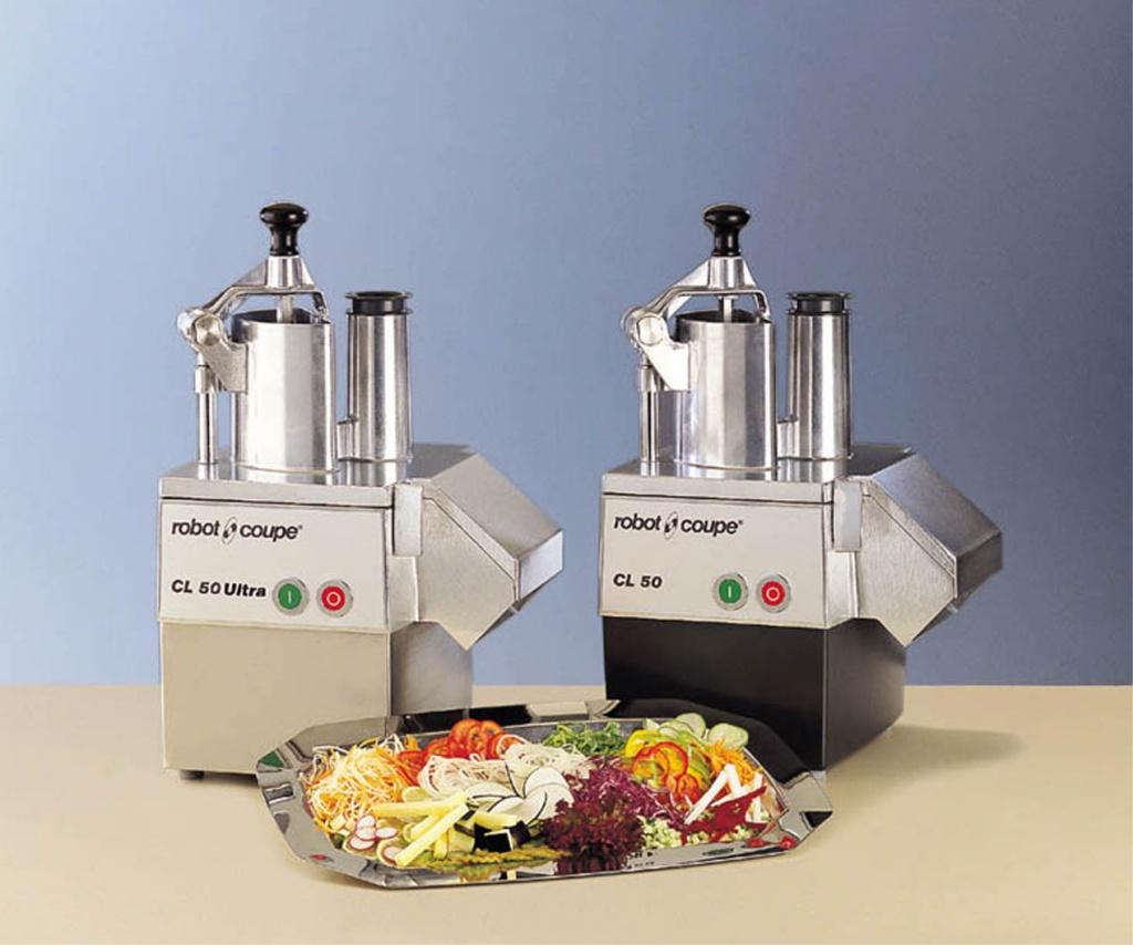 Овощерезка Robot-Coupe – выгодное и эффективное приобретение для кухни