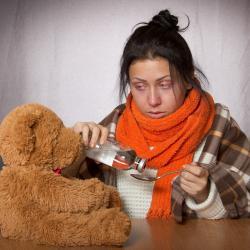 В Казани началась эпидемия гриппа: эпидпорог среди взрослых превышен на треть