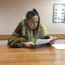 Дочь певицы Гульдании Хайруллиной провела ночь в полиции (ФОТО)