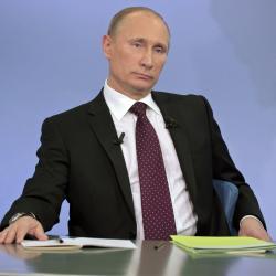 Владимир Путин внес изменения в стратегию нацполитики России
