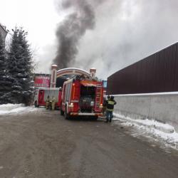 В МЧС РТ уточнили информацию о сгоревшем автобусе в Казани (ФОТО)