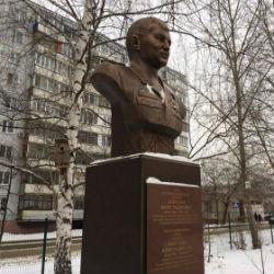В Казани откроют памятник Герою России Марату Ахметшину