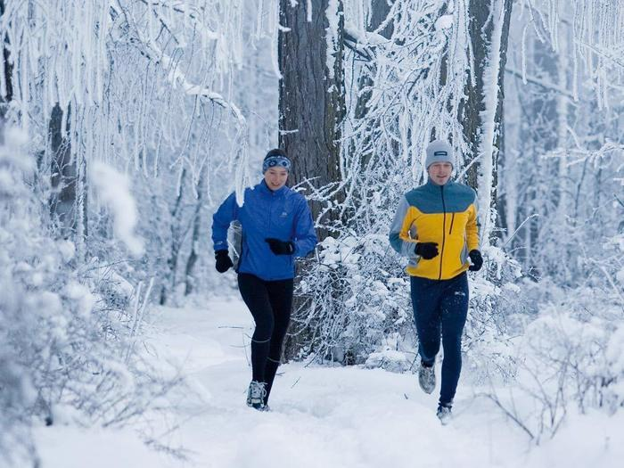 ТОП-5 зимних видов тренировок на свежем воздухе