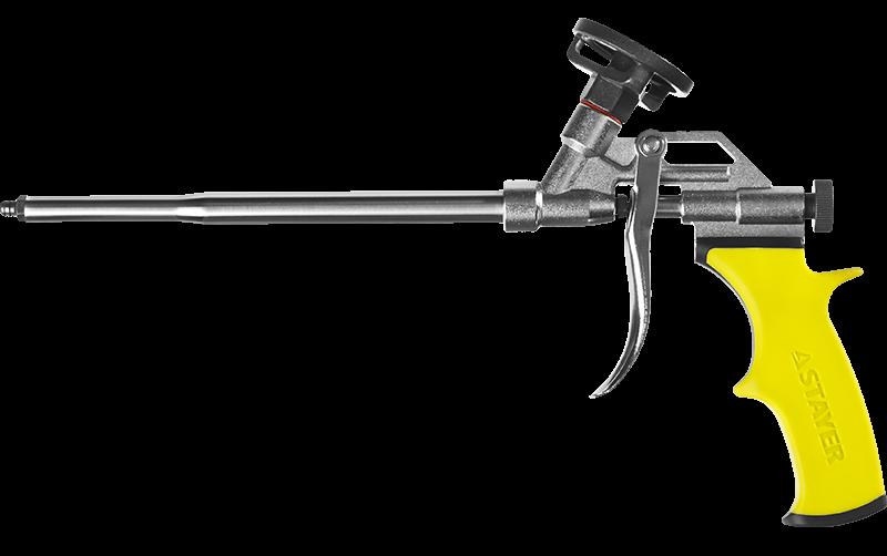 Большой выбор качественных пистолетов для монтажной пены