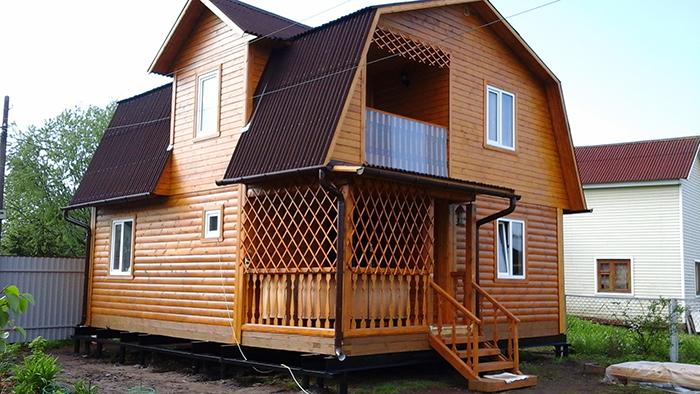 Как сделать ремонт дачного дома недорого