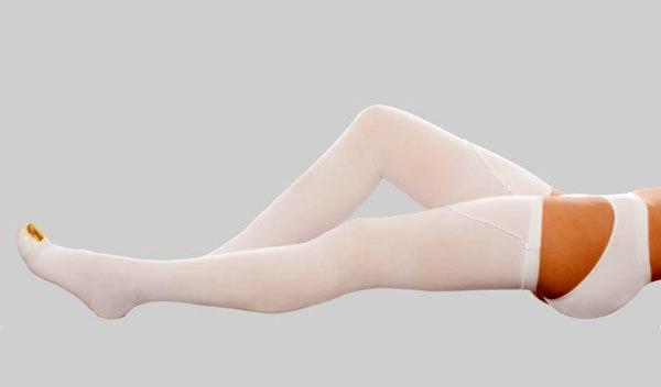 Компрессионное белье при болях и отеках ног от ОртоЛайн