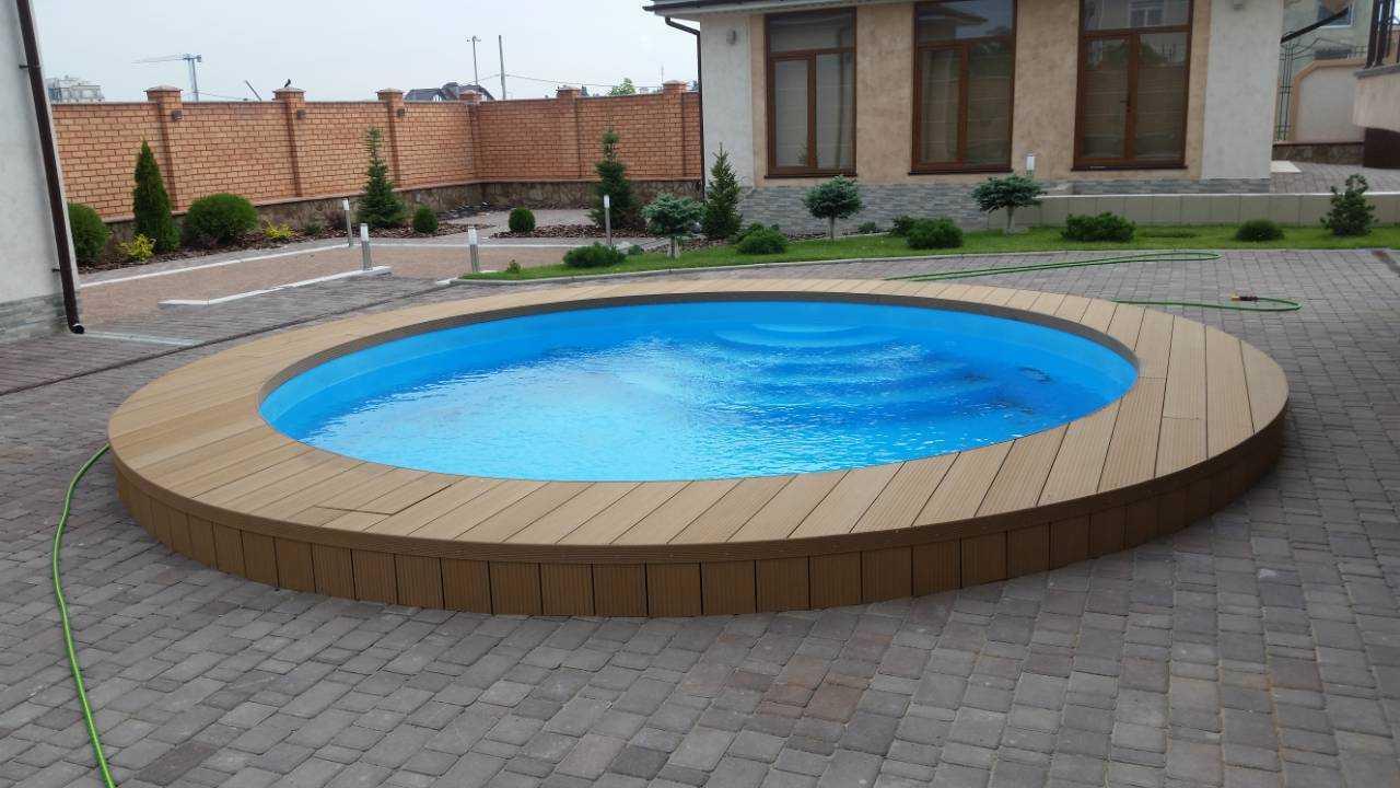 Низкие цены за строительство бассейнов в Одессе от компании vashbas.com