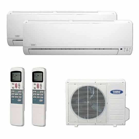 Мультизональная система охлаждения помещений