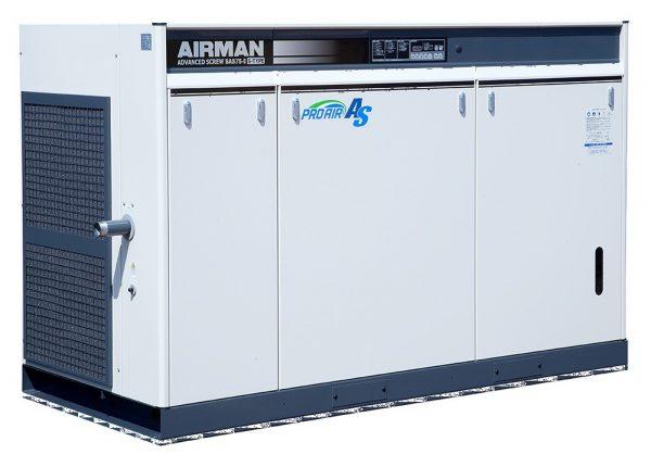 Поставка электрических винтовых компрессоров AIRMAN