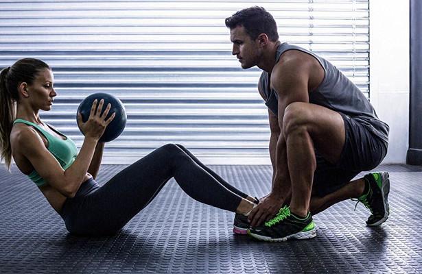 Комфортный фитнес-центр с профессиональными инструкторами
