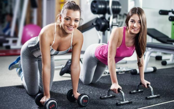 Новый фитнес-клуб в Иваново