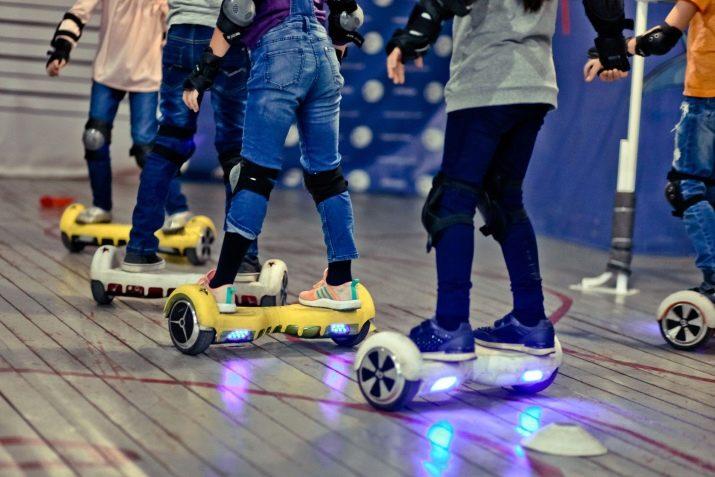 Детские гироскутеры по доступным ценам
